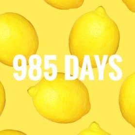 985 días en dos minutos