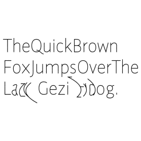 Galata, la tipografía reivindicativa que permite jugar