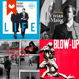 10 películas imprescindibles para amantes de la fotografía