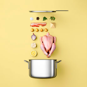 La fotografía gastronómica ordenada de Mikkel Jul Hvilshøj