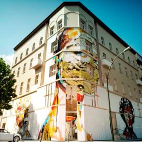 Abre en Berlín un museo del arte urbano