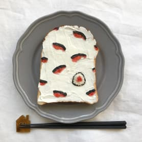Cambiar lienzo por tostada ¿por qué no?
