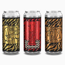 Twin Peaks tiene su propia cerveza con diseño especial