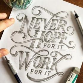 Fontinspiration: fuente de inspiración tipográfica