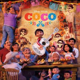 'Coco' la película de Pixar del Día de Muertos