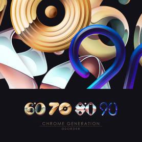 'Chrome Generation': cuatro décadas de diseño metalizado
