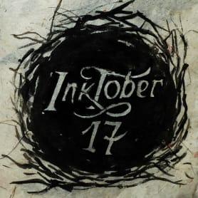 Inktober: un octubre cargado de tinta