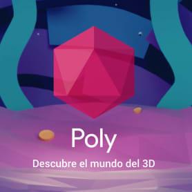 Poly: el catálogo de objetos 3D libres de Google
