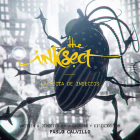 'The Inksect', la secta de insectos ilustrados
