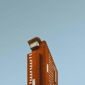 Hipnótica y minimalista belleza arquitectónica