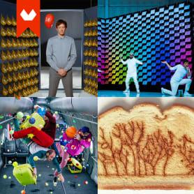 7 veces que OK Go nos voló la cabeza con sus videoclips