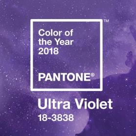 Pantone desvela el color del año 2018