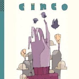 Cinco, la novela de Patricio Betteo dedicada a los sentidos