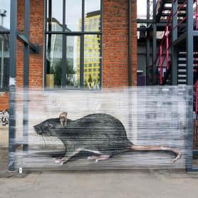 Cellograff o cómo llevar el arte urbano al campo