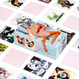 Collage memory: un juego de memoria y creatividad