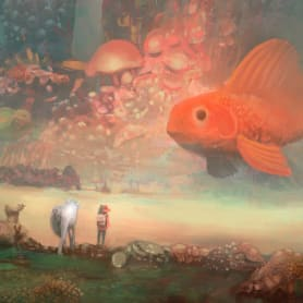 Mocaran ilustra universos imposibles