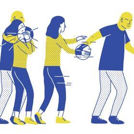 Manual de autodefensa feminista ilustrado
