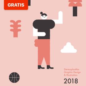 Descarga gratis el calendario ilustrado de Stereoplastika