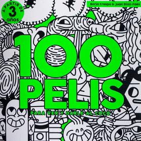 '100 pelis para ver y darle al coco', un libro de Juan Díaz-Faes
