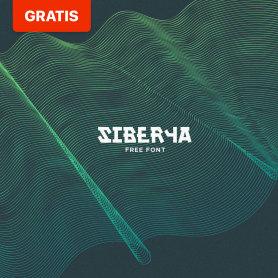 Descarga gratis la tipografía Syberia, de Carlos Liberal