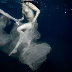 La fotografía submarina de Isabel Muñoz para salvar los océanos
