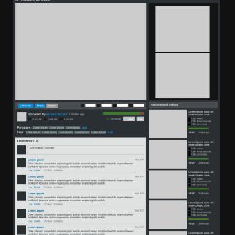 Rule 34. Um projeto de UI / UX de Natalia Solar - 02.04.2013