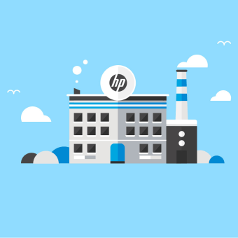 Ilustraciones HP. Un projet de Illustration, Motion Design, Informatique , et Character Design de Huaman Studio - 10.06.2015