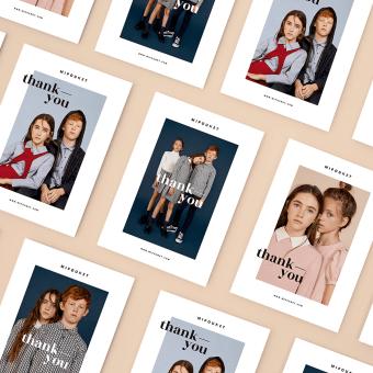 MIPOUNET Kidswear Brand. A Design, Photograph, Art Direction, Br, ing, Identit, Editorial Design, Graphic Design, Packaging, Set Design, Web Design, Social Media, Logo Design, and Mobile design project by María García - 05.22.2019