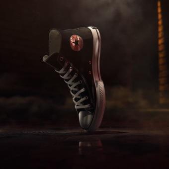 Converse - Chuck70. Un progetto di Motion Graphics, Direzione artistica, Design di scarpe , e Animazione 3D di Roberto González - 26.08.2019