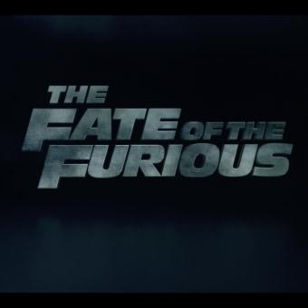 THE FATE OF THE FURIOUS. Un projet de Conception de titres de crédit de David Wave - 26.09.2019
