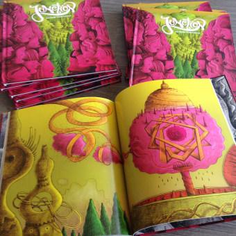 Junction - Graphic Novel. Un proyecto de Ilustración, Escritura, Creatividad, Dibujo a lápiz, Ilustración digital, Stor, telling, Dibujo artístico e Ilustración infantil de Nathan Jurevicius - 15.09.2015