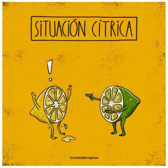 Tirando de trópicos | 1. Un projet de Illustration, Dessin, Illustration numérique , et Humour graphique de Pepmi Soto Nolla - 12.10.2019