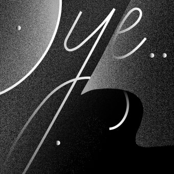 no te dije. Un projet de Illustration, Design graphique, T, pographie, Écriture , et Lettering de Florencia Suárez - 26.05.2020