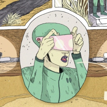 26 Minutos. Un proyecto de Ilustración, Cómic e Ilustración digital de Silvana López - 14.04.2020