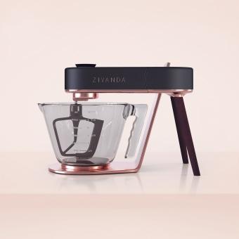 Ziyanda Stand Mixer. Um projeto de 3D, Packaging, Design de produtos e 3D Design de Rafael Maia - 29.06.2020