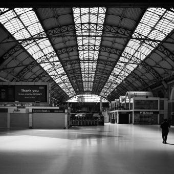Londres durante la Pandemia 2020. Um projeto de Fotografia e Fotografia artística de Mónica Walker - 03.07.2020