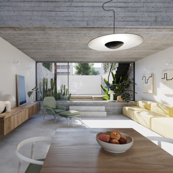 ALIOLI. A Architektur, Innendesign und Innenarchitektur project by Ana García - 06.08.2019