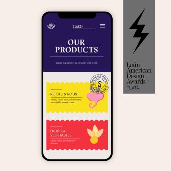 Peruvian Nature - Web. Un proyecto de Ilustración, Diseño Web y Desarrollo Web de FIBRA - 10.08.2019