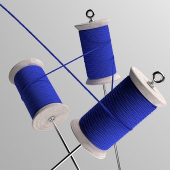DEUSTCHE BANK - Threads. Un progetto di 3D, Animazione 3D , e Postproduzione audiovisiva di TAVO STUDIO - 15.09.2020