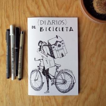 DIARIOS DE BICICLETA. Um projeto de Ilustração, Desenho artístico e Sketchbook de Jorge Ap - 05.10.2020