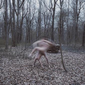 Lieber Geist  (2016) / Querido Fantasma. Un proyecto de Fotografía, Fotografía artística, Fotografía en exteriores y Fotografía analógica de Irene Cruz - 15.05.2016
