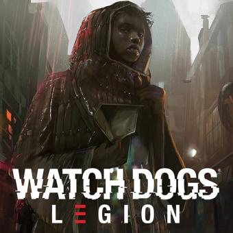Watch Dogs Legion. Everyday scenes. . Um projeto de Direção de arte, Videogames e Concept Art de Nacho Yagüe - 11.11.2020