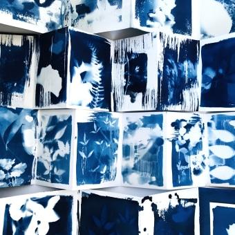 I fiori dell'isolamento . Un projet de Illustration, Beaux Arts, Peinture, Créativité et Illustration architecturale de Adolfo Serra - 25.11.2020