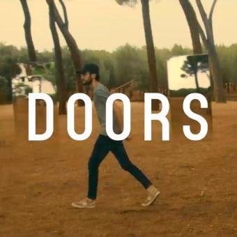 DOORS - Proyecto final de Máster en Composición y VFX. Un proyecto de Cine, vídeo, televisión, VFX, Animación 3D y Creatividad de VILCHESSAN Alejandra Ortiz - 01.12.2020