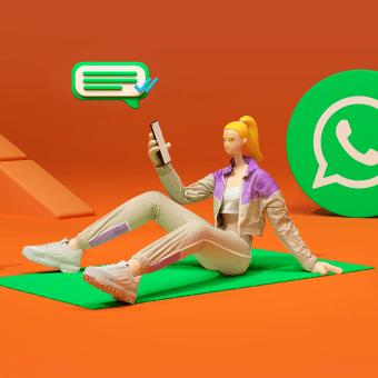 """""""Whatsapp"""" e """"Hipotecas"""" de Humanismo Digital. Un progetto di 3D, Character Design, Fashion Design, Character design 3D , e Disegno digitale di Jaime Alvarez Sobreviela - 08.12.2020"""
