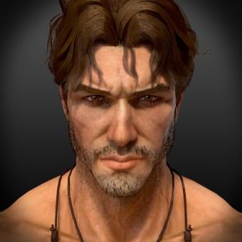 Vagrant Story Tribute. Um projeto de 3D, Animação de personagens, Animação 3D, Videogames, Design de personagens 3D, Unit e Desenvolvimento de videogames de Alex Sanrey - 05.03.2020