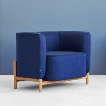 Colección sofás Polar. Un progetto di Design di mobili , e Product Design di Muka Design Lab - 21.12.2017