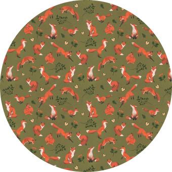 Estampados de naturaleza con patrones de repetición. Un projet de Création de motifs de Marta Dorado - 11.01.2021