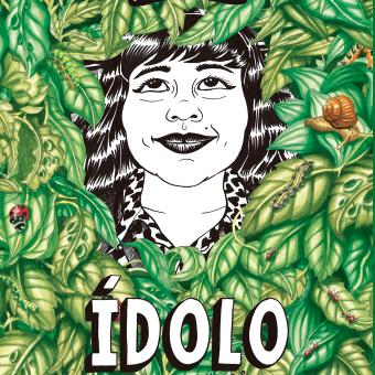 Idolo, una historia casi real. Un projet de B , et e dessinée de Marcela Trujillo Espinoza - 12.01.2021