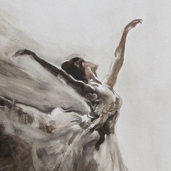 Art in Movement. Un progetto di Belle arti, Pittura, Bozzetti, Pittura ad acquerello, Disegno realistico , e Disegno anatomico di Michele Bajona - 12.01.2021